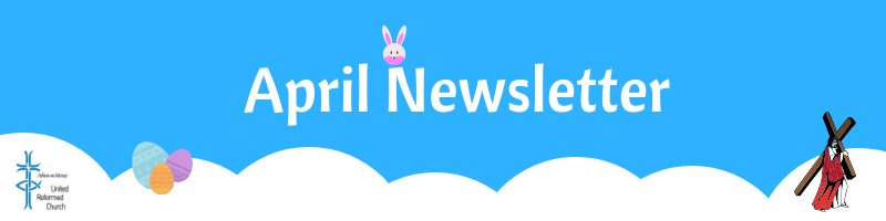 April-Newsletter