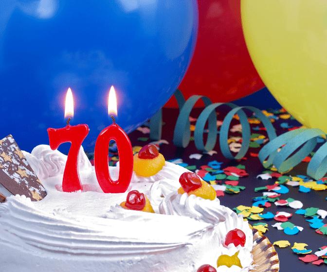 70th-birthday